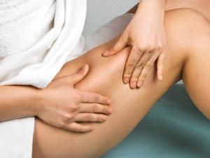 Антицеллюлитный массаж - приемы и правила