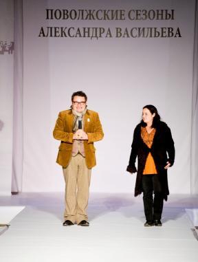 Поволжские сезоны Александра Васильева 2010